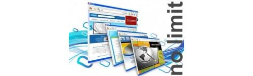 Pages illimitées de site
